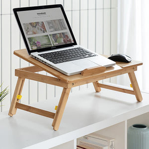 Table pliante pour pc portable
