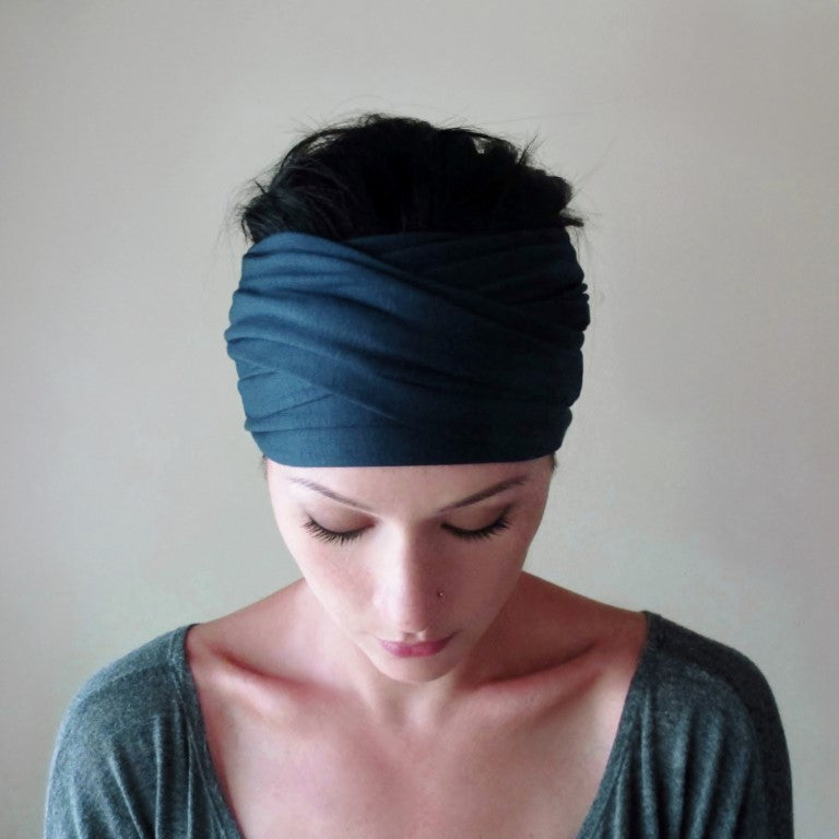 ecoshag prussian head scarf for women