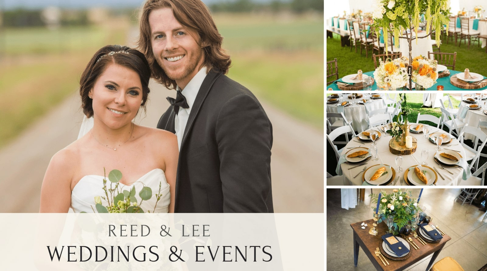 Today's Expert: Abby Turner from Reed and Lee | Events and Weddings