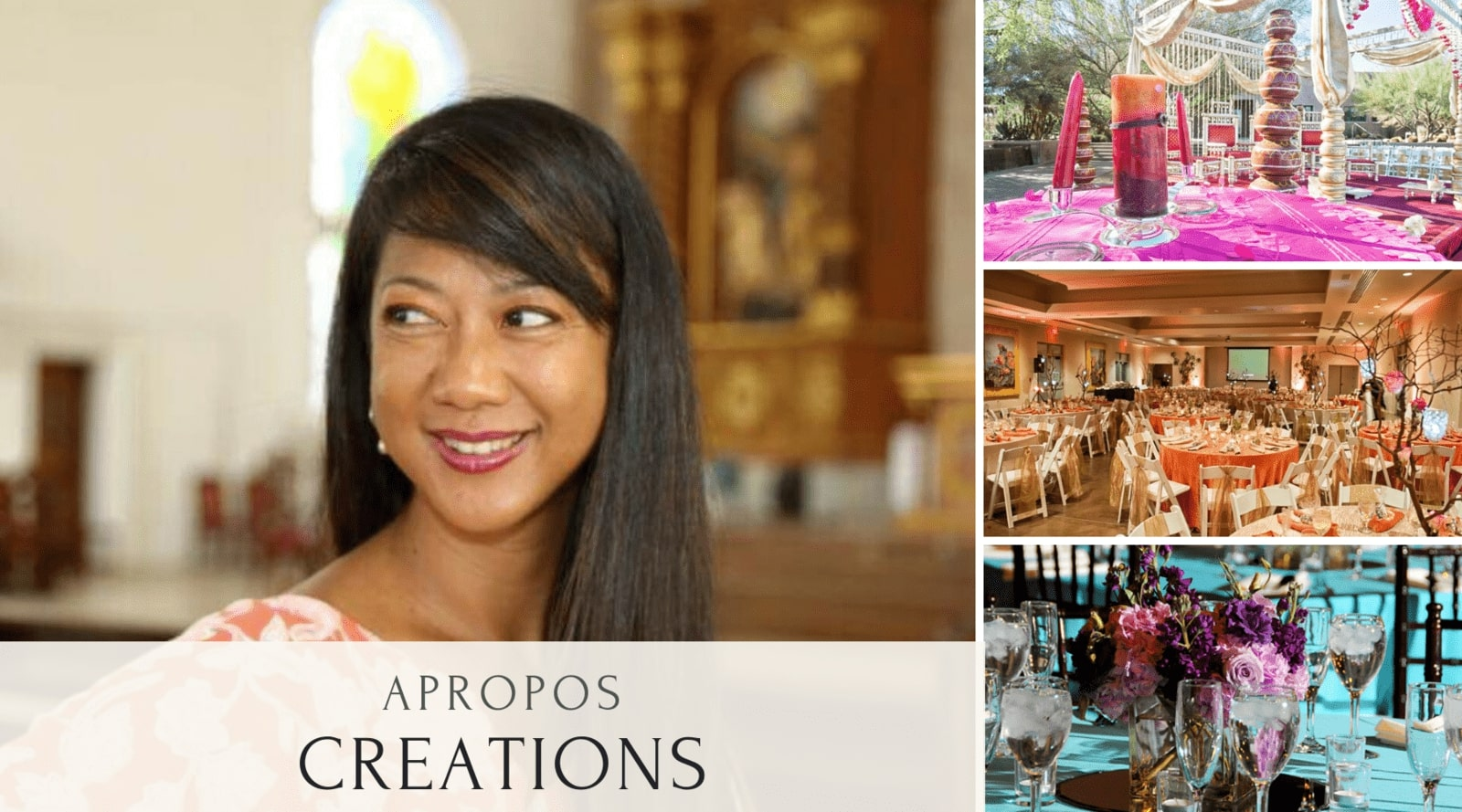 Today's Expert: Jo Ann M. Grant from Apropos Creations, LLC