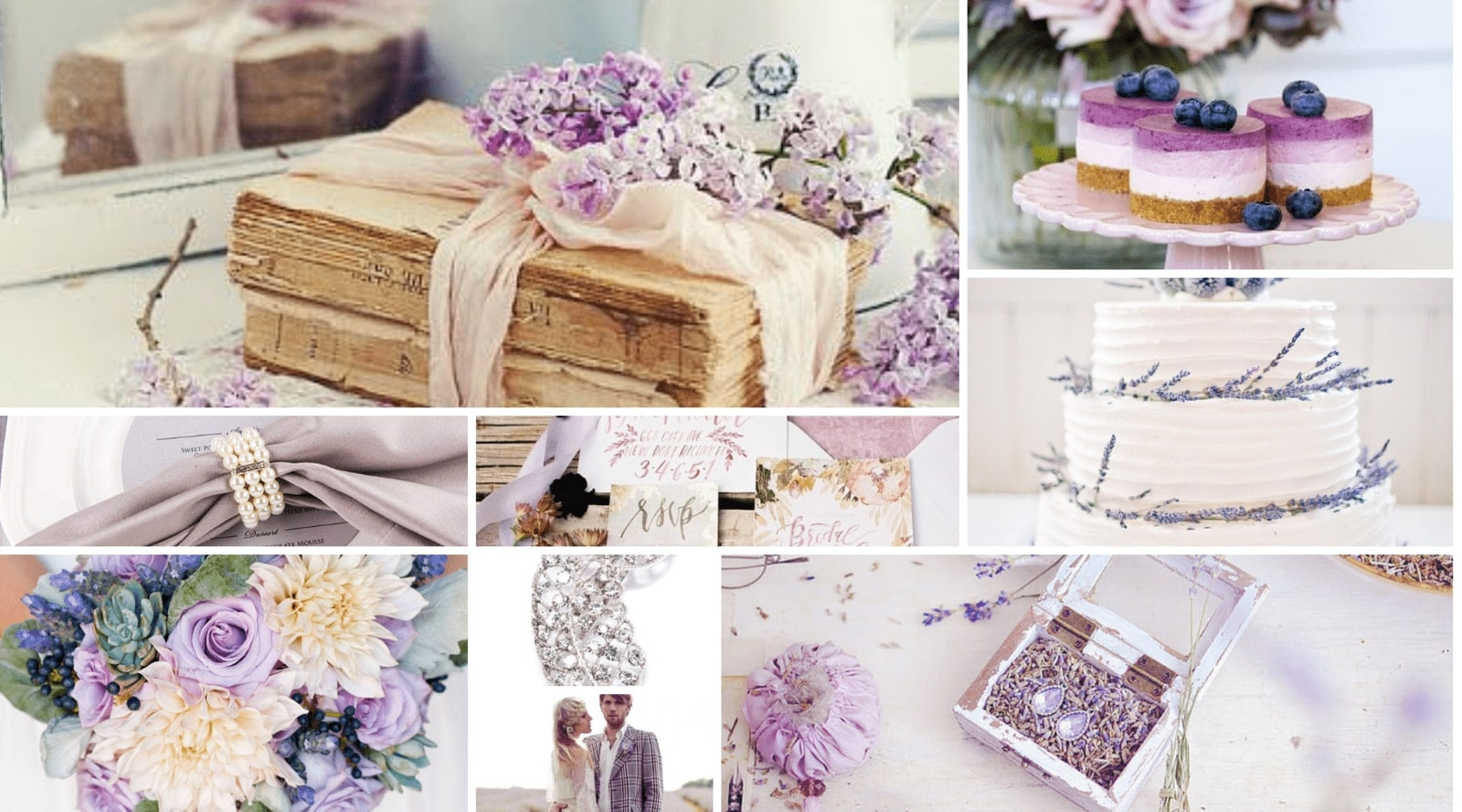 lavender wedding theme reasons