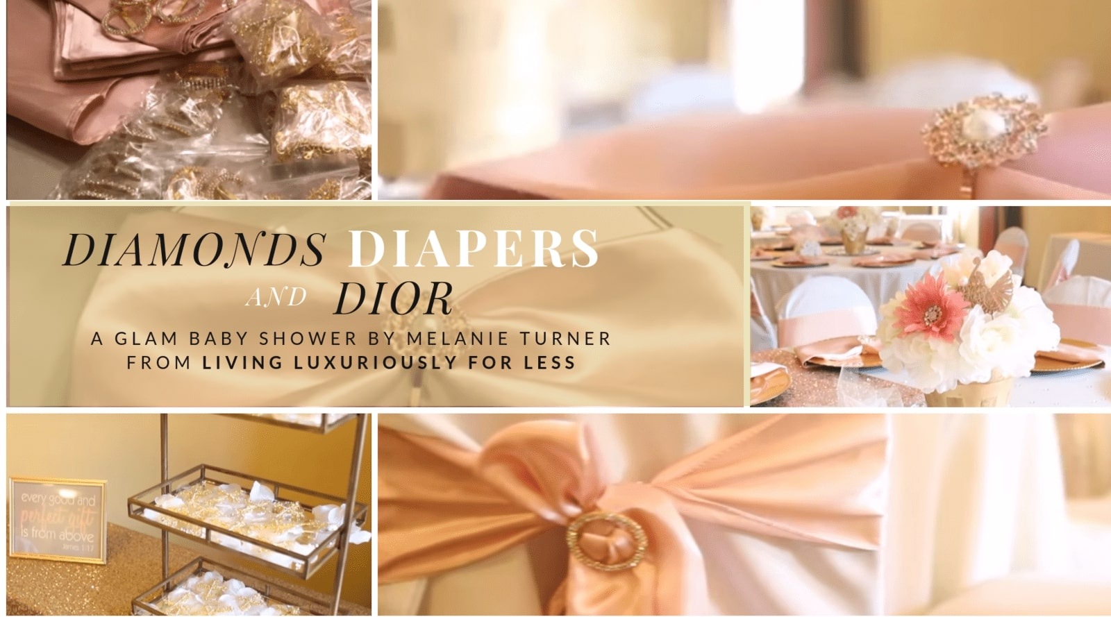 Melanie Turner Diamonds, Diapers, and Dior