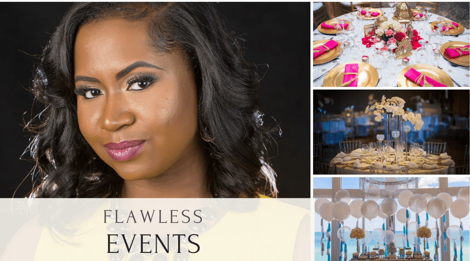 Today's Expert: Merlyn Donatien from Flawless Events