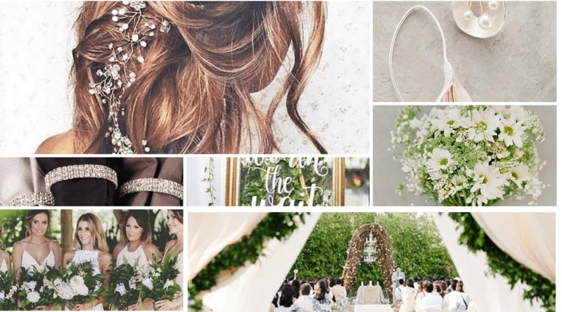 Outdoor Wedding Theme Inspiration
