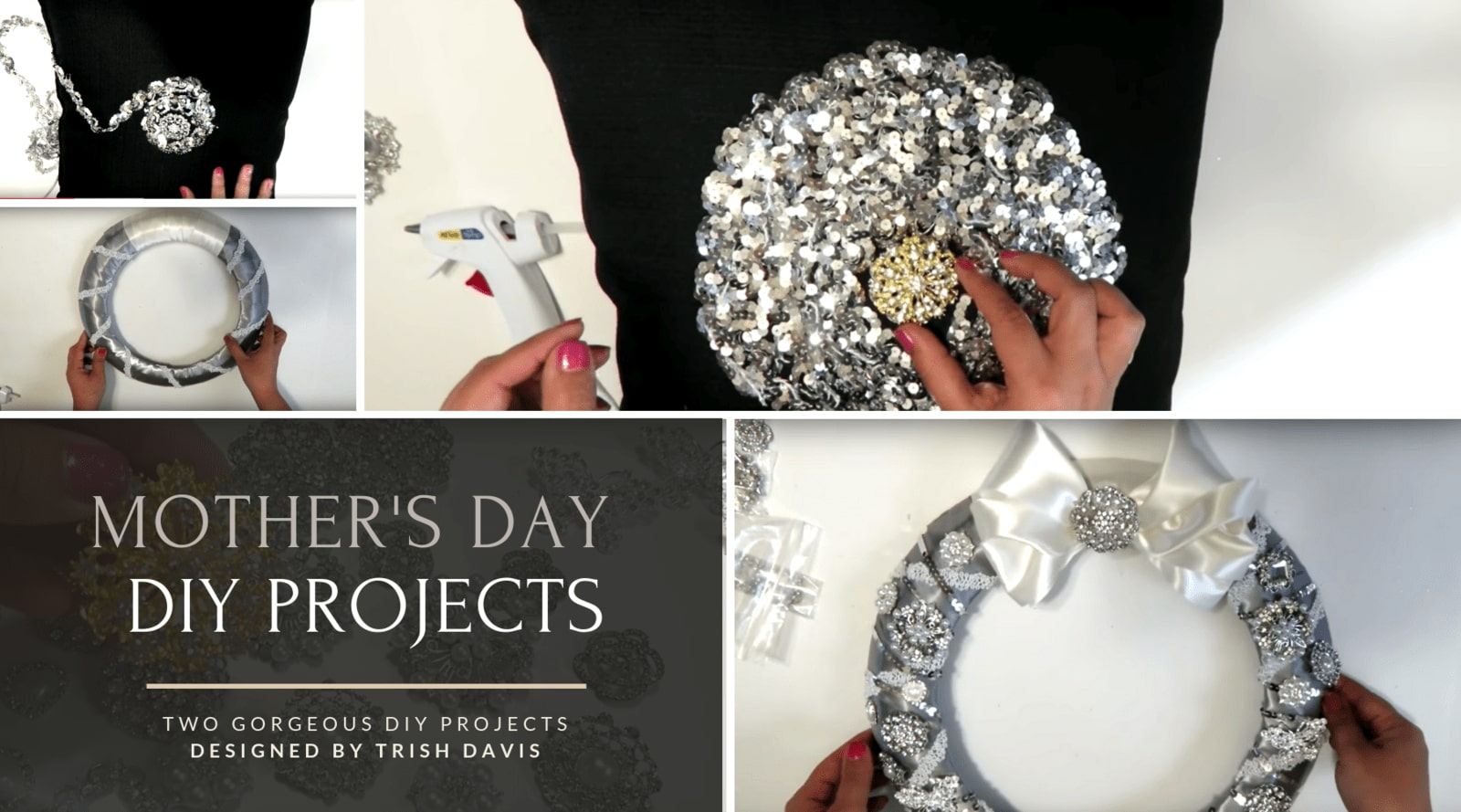 Trisha Davis Mother's Day DIY Projects