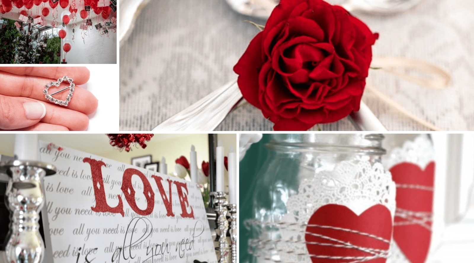 Valentine's Day Home Decor Inspiration