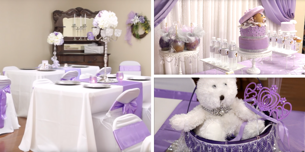 Living Luxuriously For Less Baby Shower Inspiration