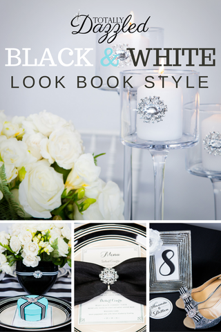 2016 Lookbook Black and White style