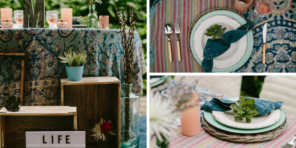 Bohemian Matrimony | Tin and Twine Events