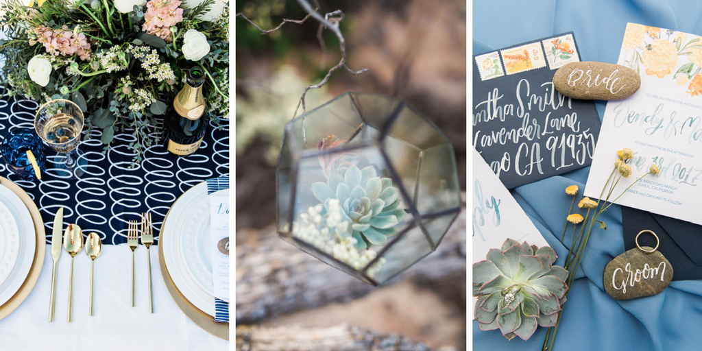California Dreaming of You Styled Shoot
