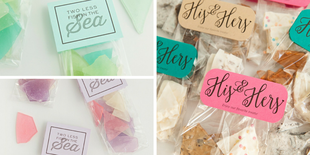 23 wedding favors - candy favor