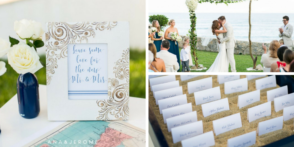 Destination Weddings - Kayla and Ryan