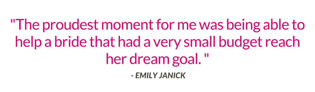 Emily Janick Expert interview quote