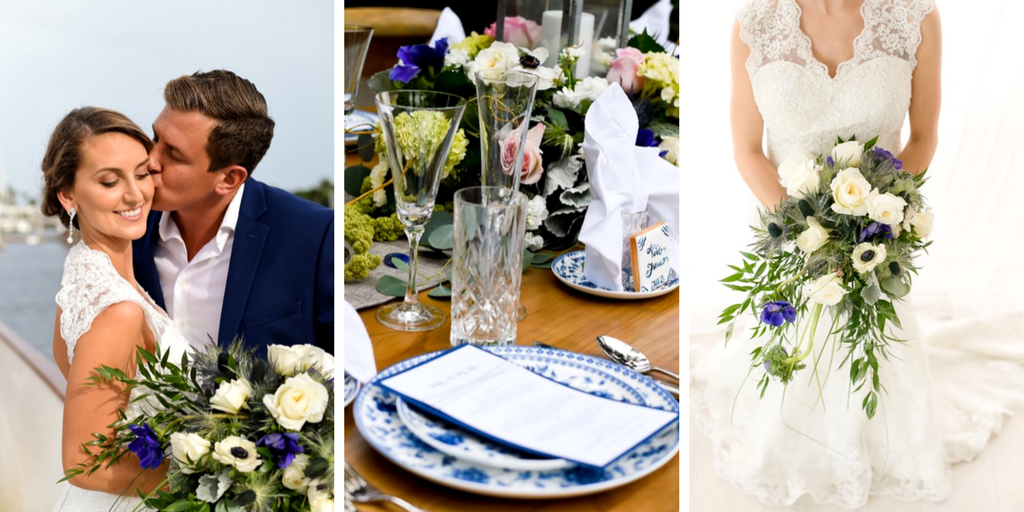 Erin + Nick | Blue Orchid Events