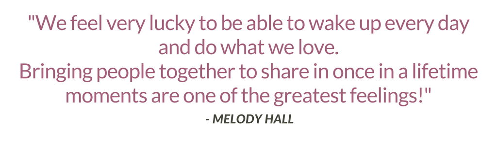 Expert Interview Quote by Melody hall