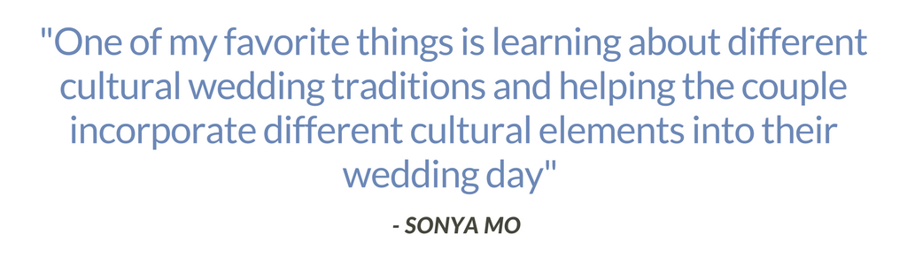 Sonya Mo Expert Interview Quote