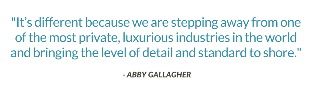 Abby Gallagher Expert Interview Quote