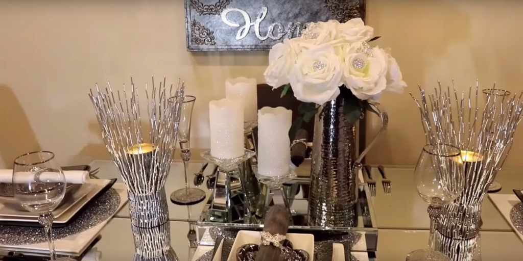 A Sparkling Spring Tablescape by Forlisa Nauling#3