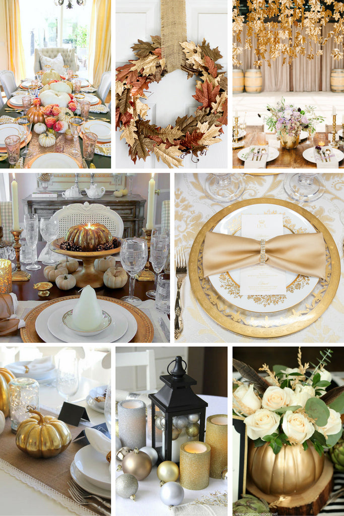Totally Dazzled Glam Thanksgiving Inspiration
