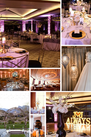 Green Orchid Events Featured Image Collage