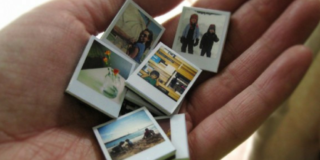 Totally Dazzled Instagram Magnets