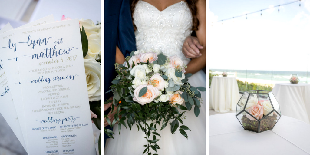 Lynn + Matt | Blue Orchid Events