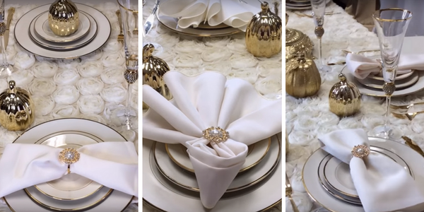 Living Luxuriously For Less Melanie Turner Fall Tablescape