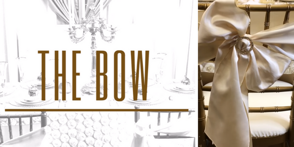 Melanie Turner Living Luxuriously For Less Chair Decor The Bow
