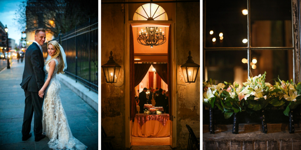 Tiffany + Todd | All About Events New Orleans