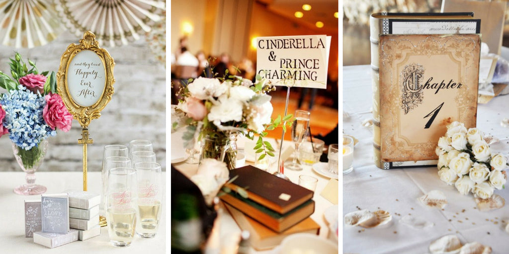 Fairytale wedding table settings & 60 Stunning Table Settings for Weddings and Events