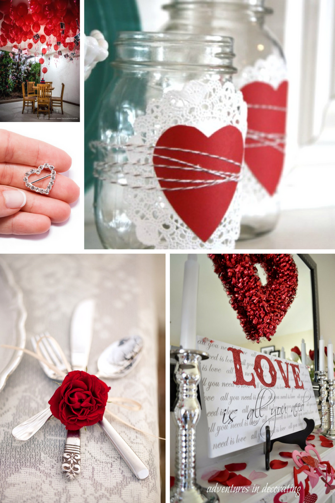 Totally Dazzled Valentine's Day Inspiration