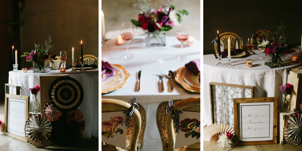 Victorian Ritual | Tin & Twine Events
