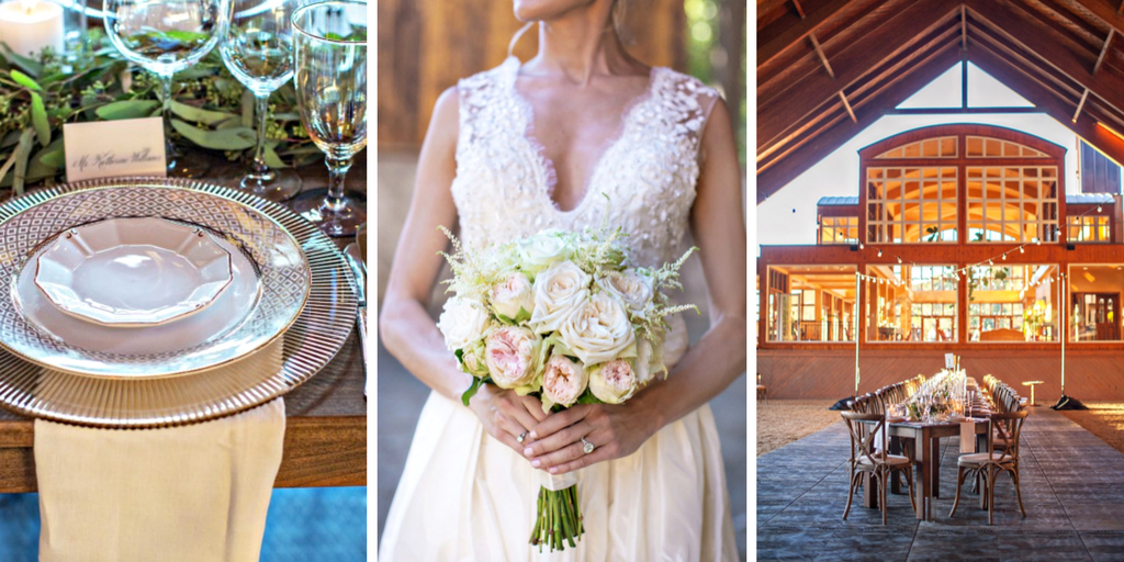 Winery Weddings - Emily and Cole