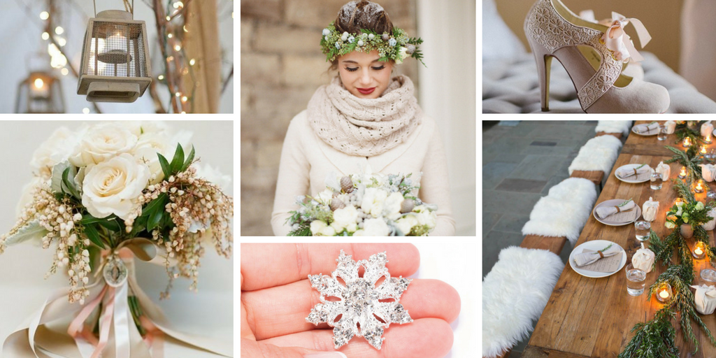 Totally Dazzled Winter Wedding Inspiration