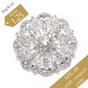 Rhinestone Brooch Add on Offer 2-50% OFF With Coupon