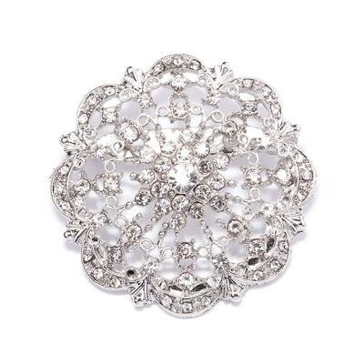 Wholesale Diamante Wedding Brooches