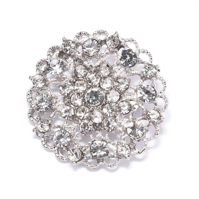 Rhinestone Brooch Pin Wholesale