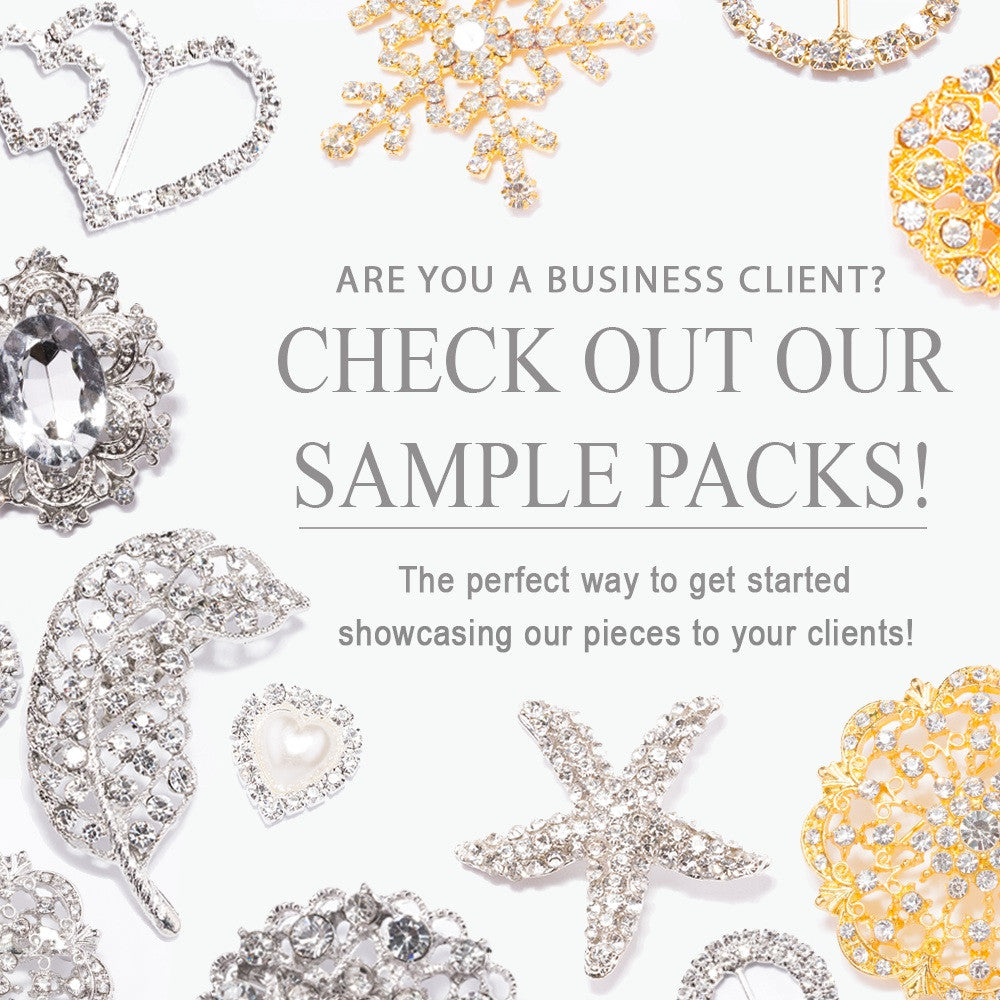 Wedding Supplies Wholesale Reseller Sample Pack