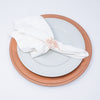 Rose Gold Thanksgiving Napkin Ring