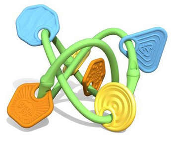 Toy: Twist Teether