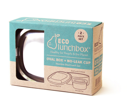 Foodware: Ecolunchbox Oval