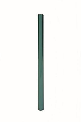 Glass Straw- Teal                                                                                             (5 Gyres)
