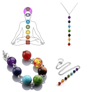 7 CHAKRA ALIGNMENT NECKLACE