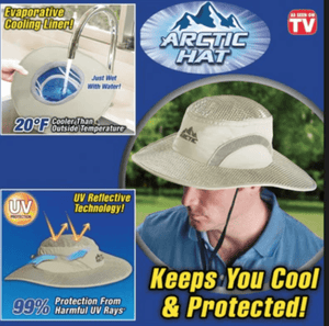 Arctic Cooling Hat