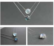 Load image into Gallery viewer, Aurora Borealis Necklace