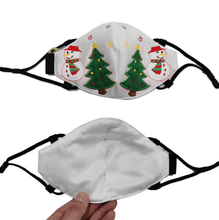 Load image into Gallery viewer, Christmas Glowing LED Mask