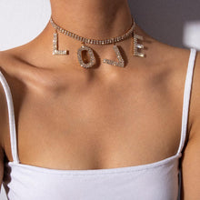 Load image into Gallery viewer, Love Choker Necklace
