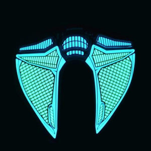 LED Music Activated Mask