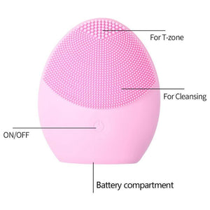 Sonic Face Cleansing Brush