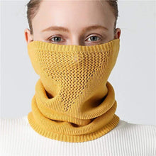 Load image into Gallery viewer, Knitted Neck Wrap
